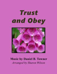 Trust and Obey (Piano Solo)