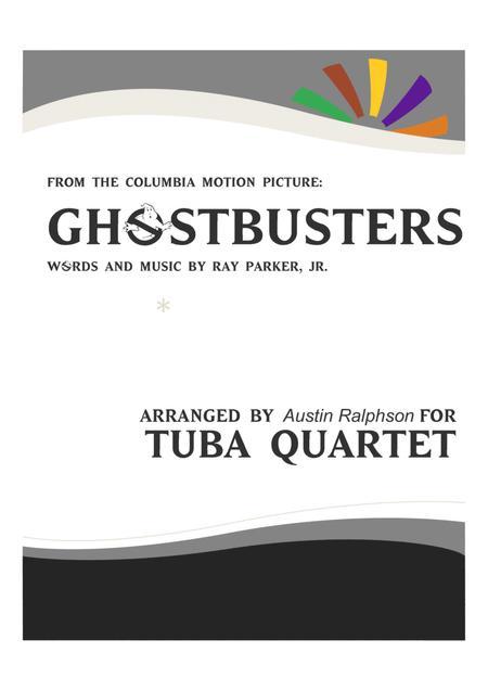 Ghostbusters - tuba quartet (EETT)