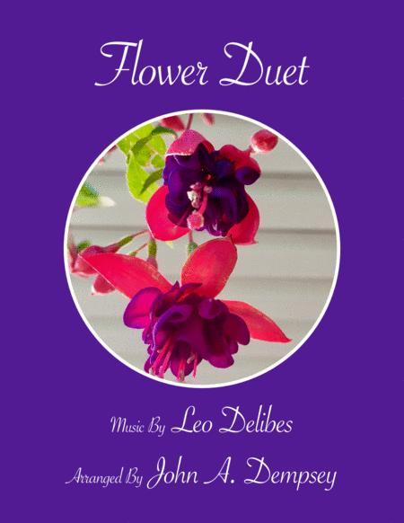 Flower Duet (Oboe and Piano)