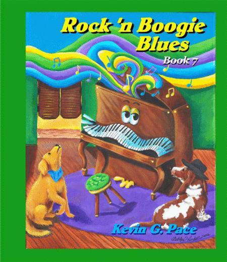 Rock 'n Boogie Blues - Book 7