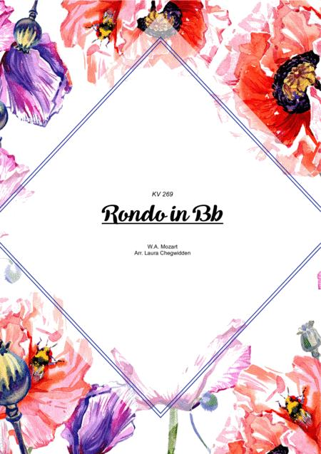 Rondo in Bb for String Orchestra