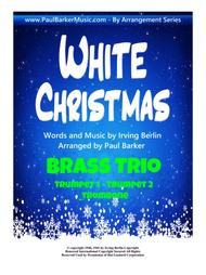 White Christmas (Brass Trio)