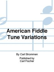 American Fiddle Tune Variations
