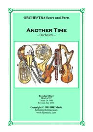 Download Another Time - Orchestra - Score And Parts PDF Sheet Music