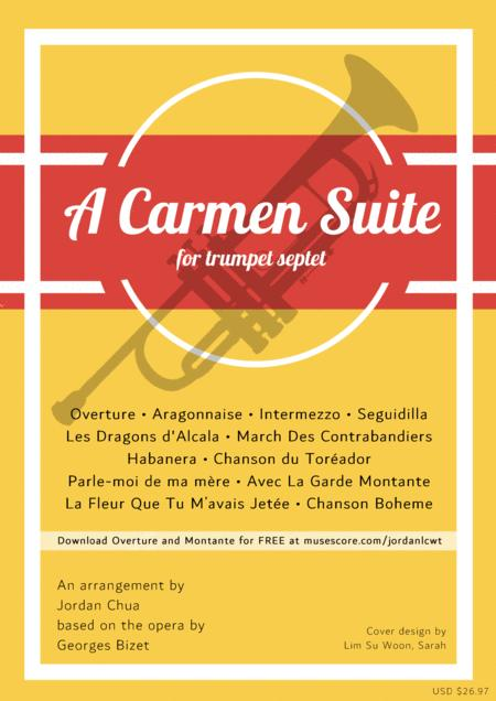 Carmen Suite for Trumpet Ensemble