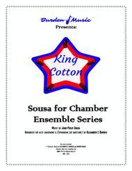 King Cotton by John Philip Sousa (Duet for alto saxophone and euphonium)
