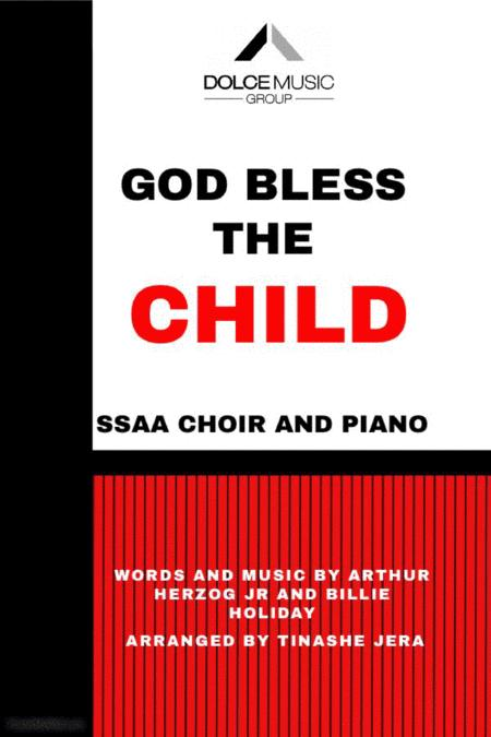 God Bless' The Child - SSAA