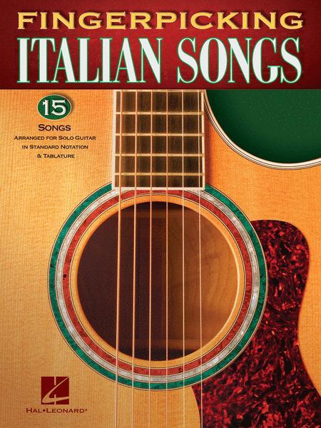 Fingerpicking Italian Songs
