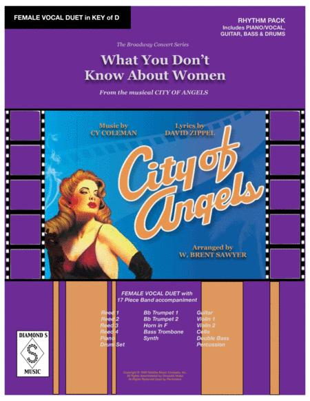 What You Don't Know About Women from City of Angels - Female Vocal Duet - RHYTHM PACK