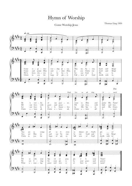 Hymn of Worship