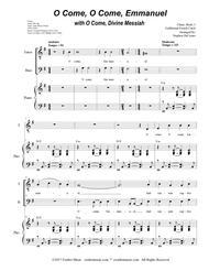 O Come, O Come, Emmanuel with (