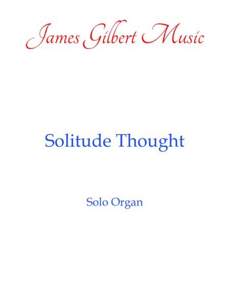Solitude Thought (OR105)