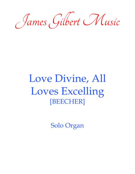 Love Divine, All Loves Excelling (OR106)