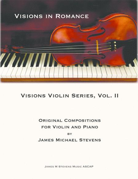 Violin Visions Series Vol. II -