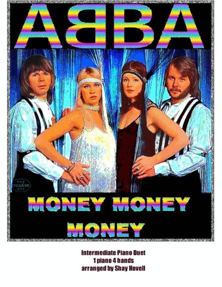 Money, Money, Money (Piano Duet)