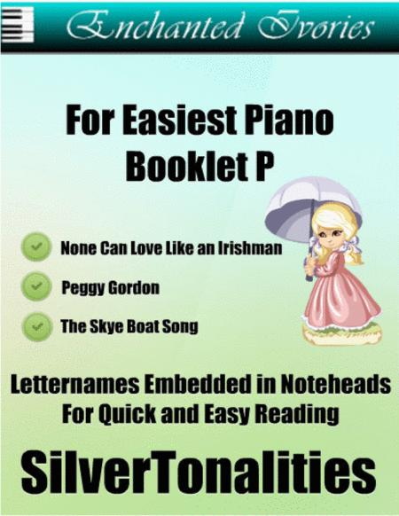 Enchanted Ivories For Easiest Piano Booklet P
