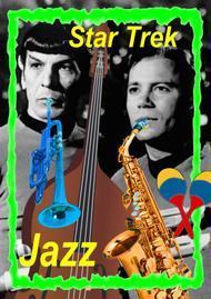 Star Trek Theme - Jazz Combo / Funk Band