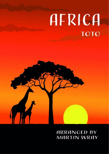Download Africa - String Quartet Sheet Music By Toto - Sheet