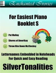 Enchanted Ivories For Easiest Piano Booklet S