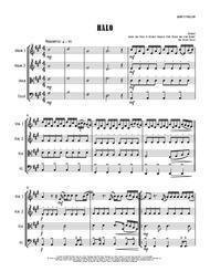 Halo (Beyoncé) - String Quartet