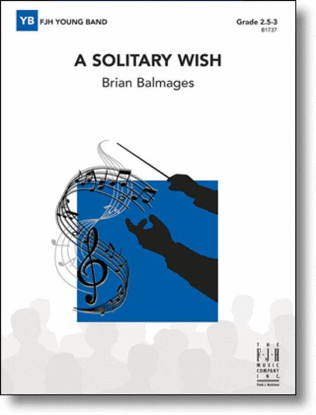 A Solitary Wish