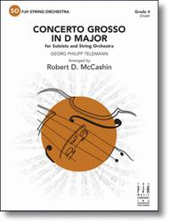 Concerto Grosso in D Major