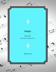 Adagio - original piano solo