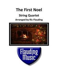 The First Noel (String Quartet)
