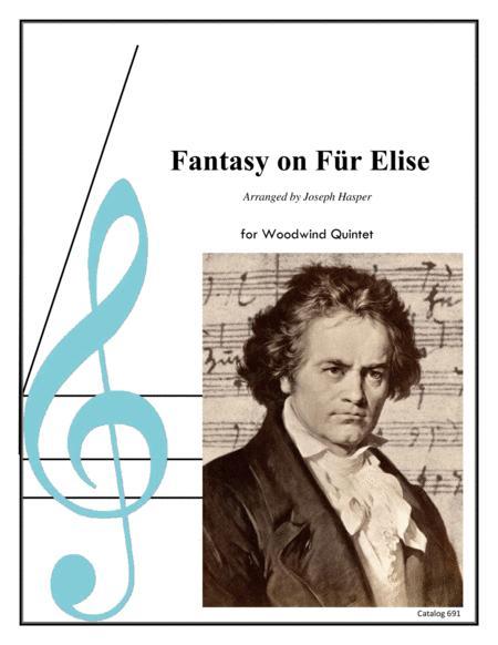 Fantasy on Für Elise (Woodwind Quintet)