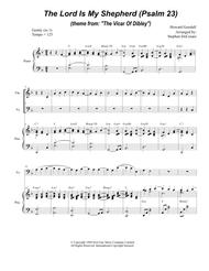 Psalm 23 (theme From The Vicar Of Dibley) (Duet for Violin & Cello)