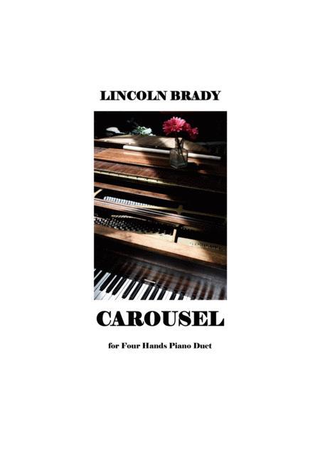 CAROUSEL - Four Hands Piano Duet