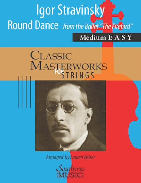 Round Dance from the Ballet 'The Firebird' for String Orchestra