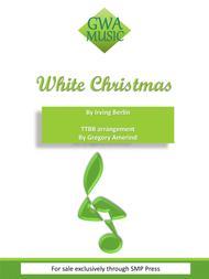 White Christmas TTBB