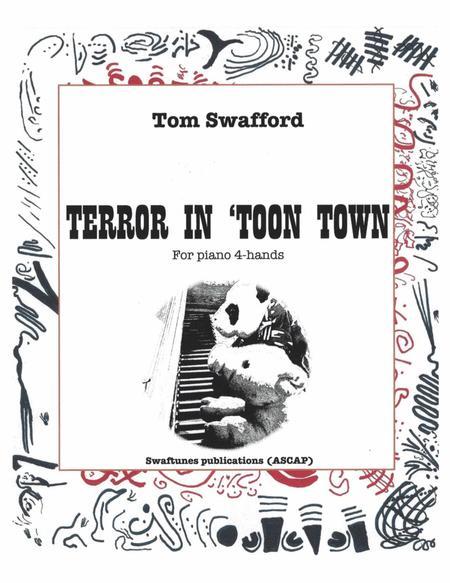 Terror in 'toon Town
