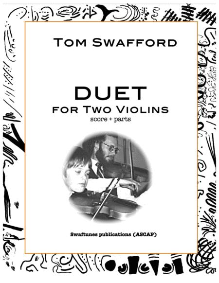 Duet for two violins