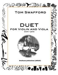 Duet for violin and viola