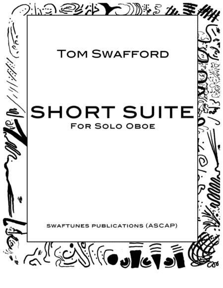 Short Suite for solo Oboe