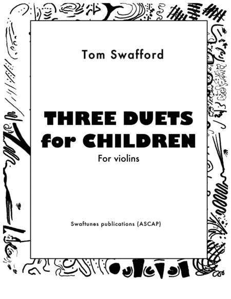 Three Duets for Children