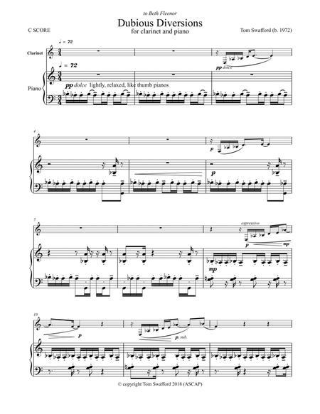 Dubious Diversions