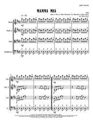 Mamma Mia - String Trio (vln/vla/vc)