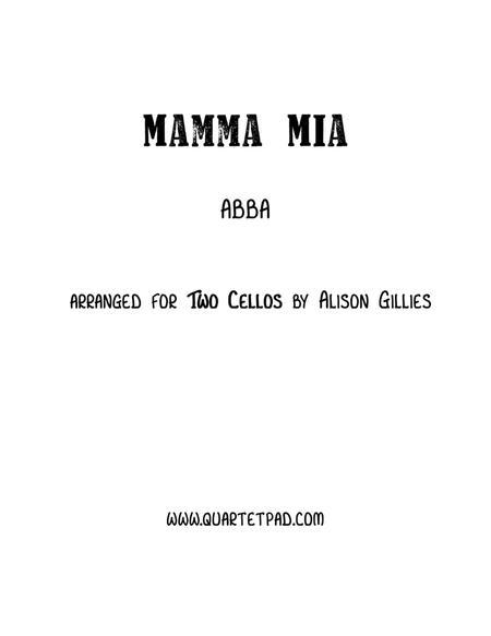 Mamma Mia - Cello Duet