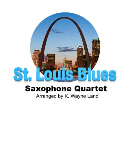 St. Louis Blues (Sax Quartet)