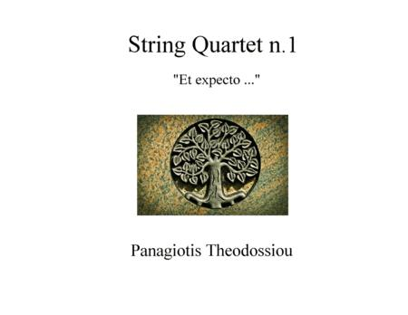 String Quartet n.1