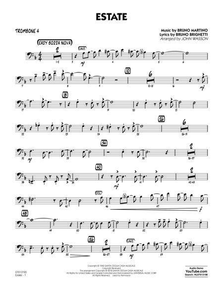 Estate - Trombone 4