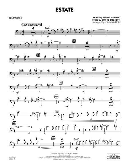 Estate - Trombone 1