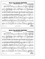 Music from Black Panther (arr. Matt Conaway) - 1st Bb Trumpet