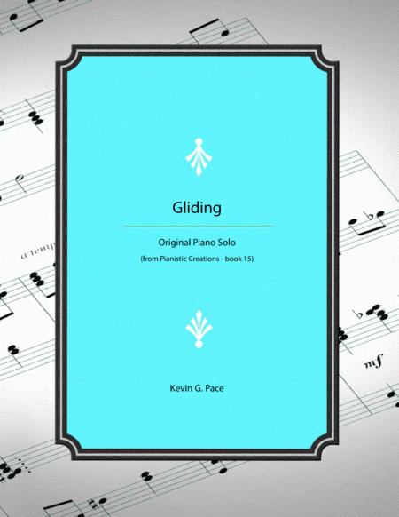 Gliding - original piano solo
