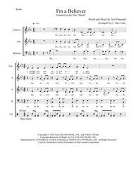 I'm A Believer (SSAB a cappella)