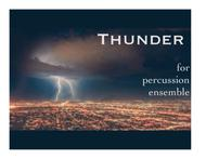 Thunder (Imagine Dragons) for Percussion Ensemble