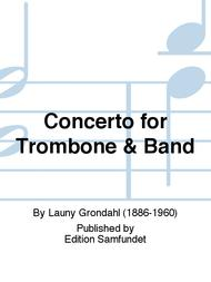 Concerto for Trombone & Band